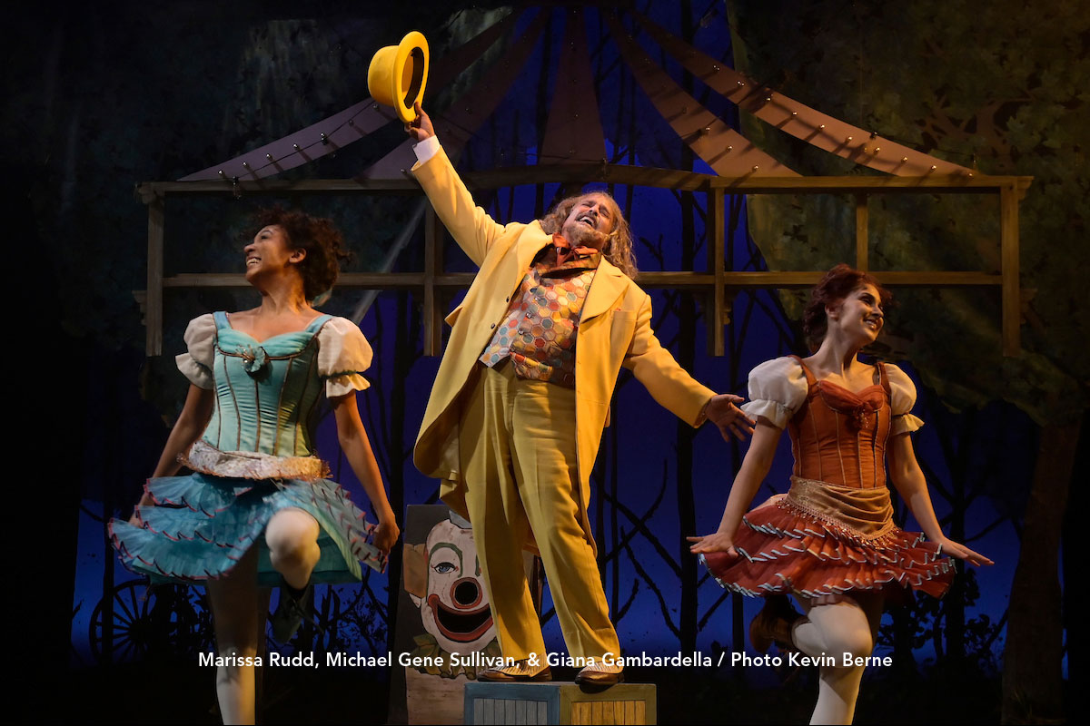 Image result for TheatreWorks Tuck Everlasting