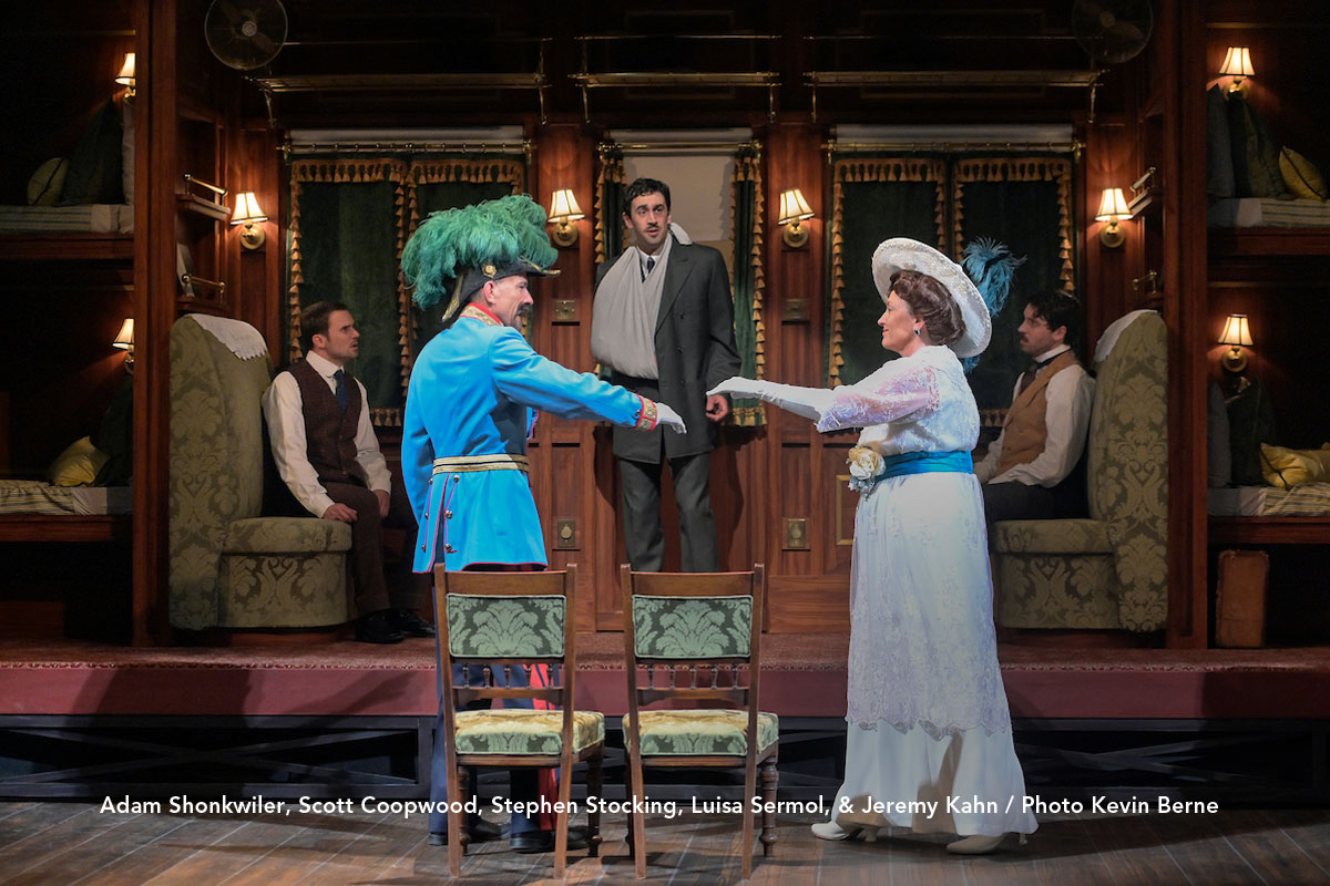 Image result for Archduke TheatreWorks